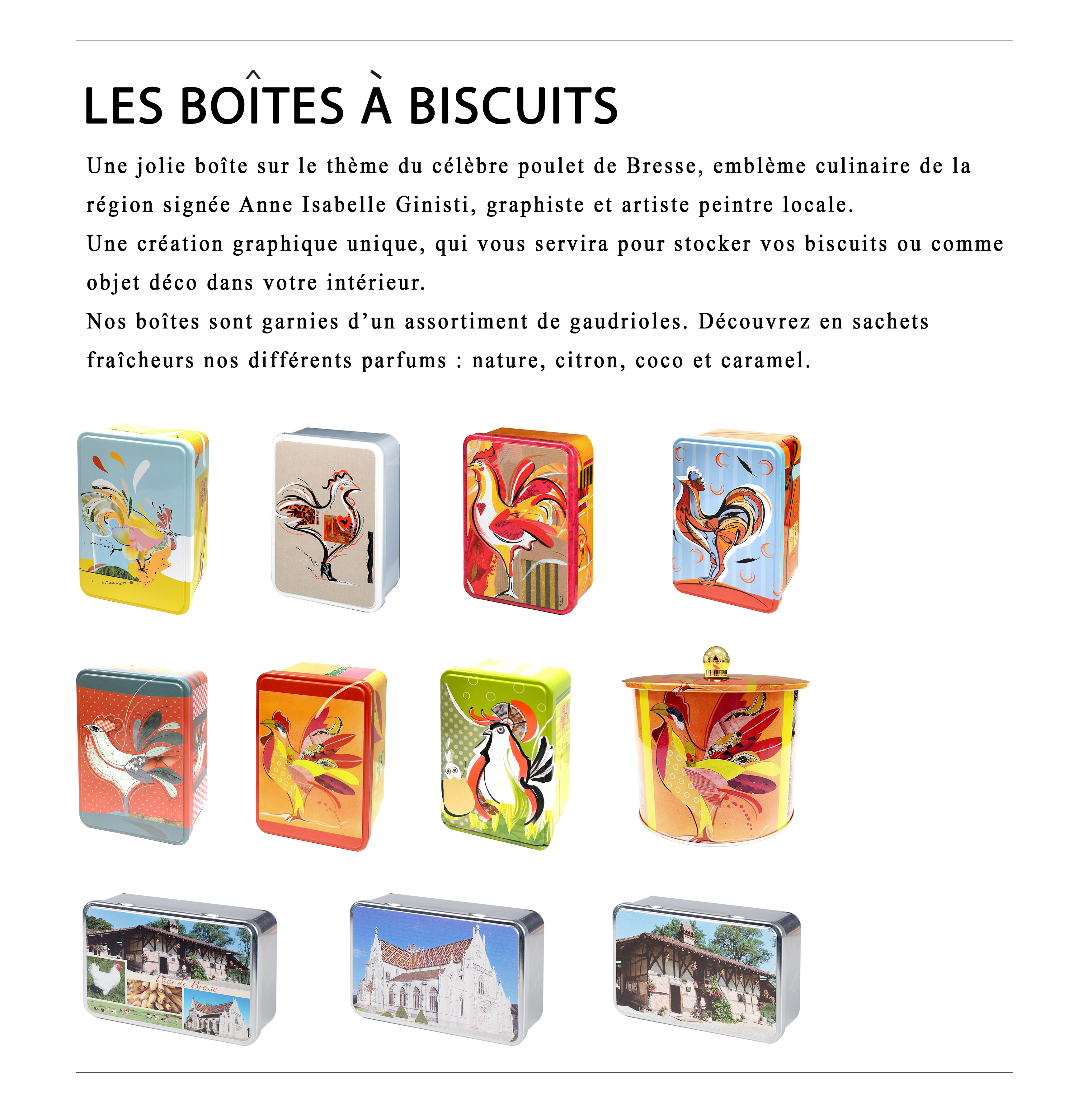 BOITES A BISCUITS